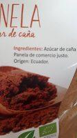 Panela - Ingredients - es