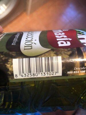 Aceite de oliva virgen - Nutrition facts - fr