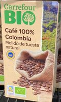 Cafe Molido natural 100% Colombia carrefour Eco - Product