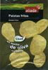 Patatas fritas lisas en aceite de oliva - Producto