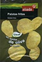 """Patatas fritas lisas """"Aliada"""" en aceite de oliva - DESCATALOGADO - Producto"""