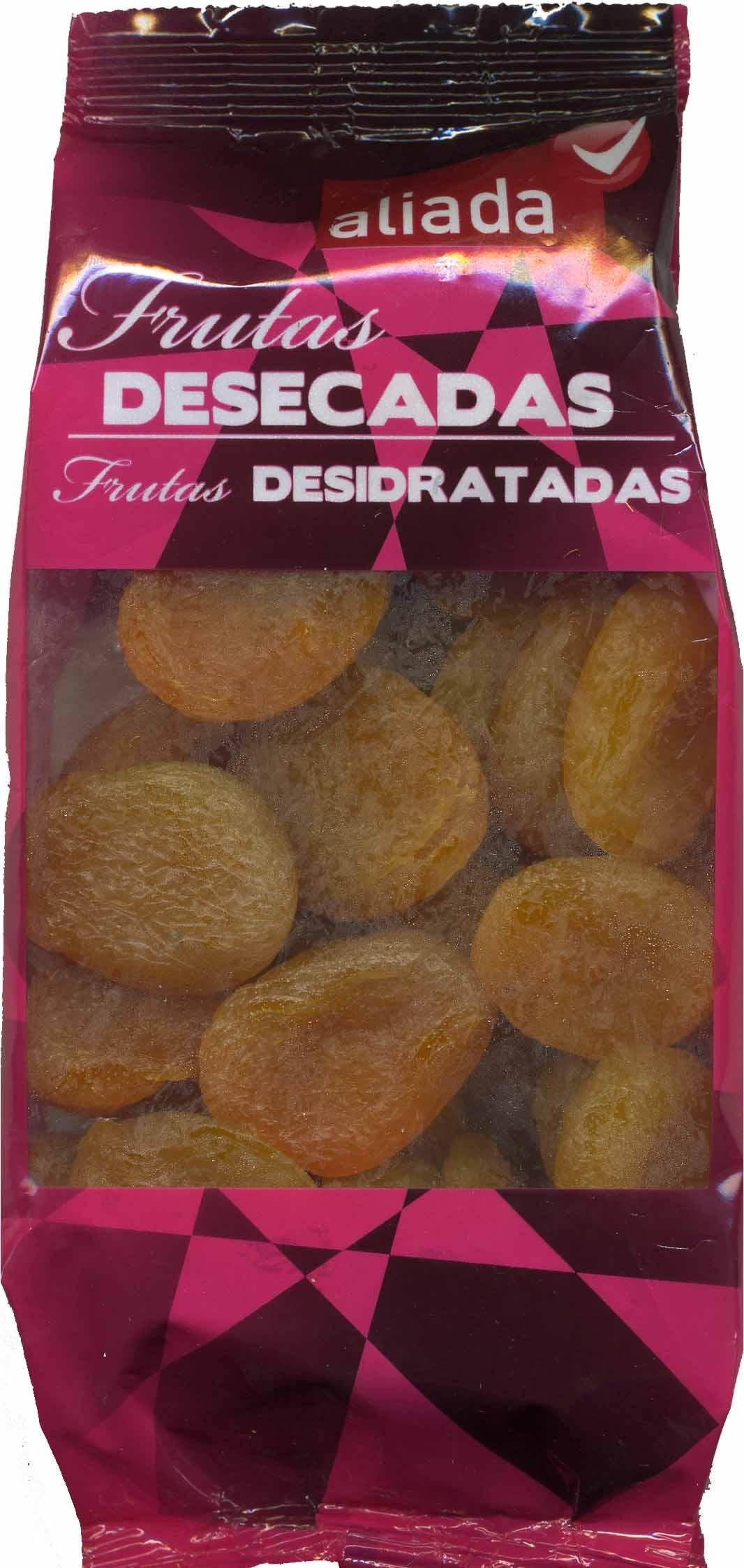 "Albaricoques deshidratados ""Aliada"" - Produit"