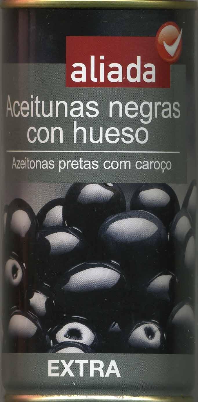 Aceitunas negras con hueso (DESCATALOGADO) - Producte - es