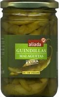 """Guindillas encurtidas """"Aliada"""" - Producto"""