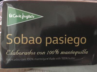 Sobaos pasiegos elaborados con mantequilla i.g.p. - 1