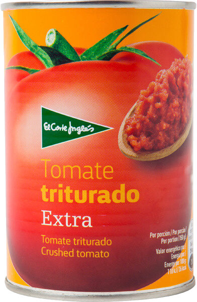 Tomate Triturado Extra - Produit - es