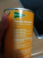 Tomate Triturado Extra - Ingrédients - es
