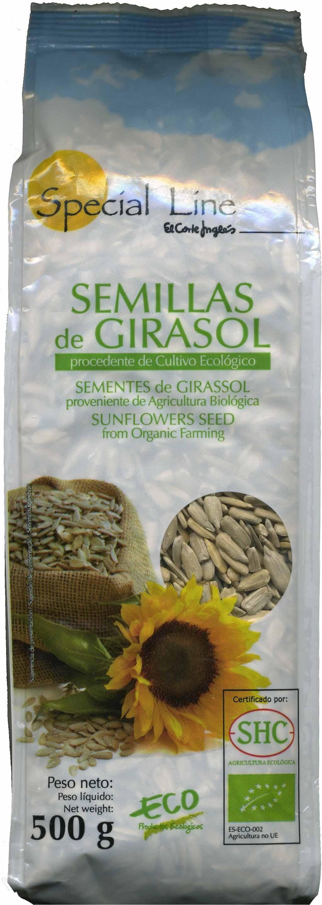 Semillas de girasol sin cáscara - Product