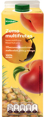 Zumo multifrutas - Product