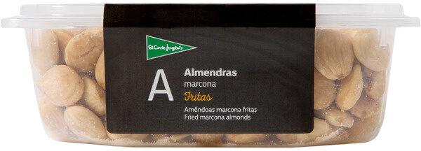 Almendras Marcona fritas tarrina 250 g - Produit - es