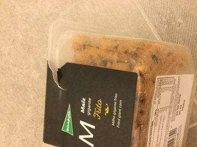 Maiz - Ingrediënten