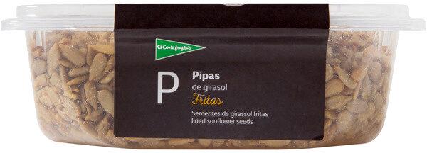 Pipas de girasol fritas y peladas - Producte
