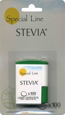 Stevia edulcorante dosificador comprimidos - Producto - es