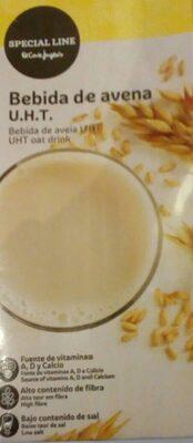 bebida de avena - Producto