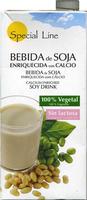 Bebida de soja enriquecida con calcio vegetal - Product