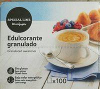 Édulcorant granulé - Produit - fr