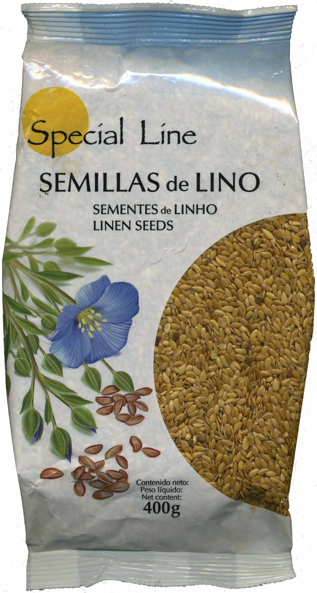 Semillas de lino - Product