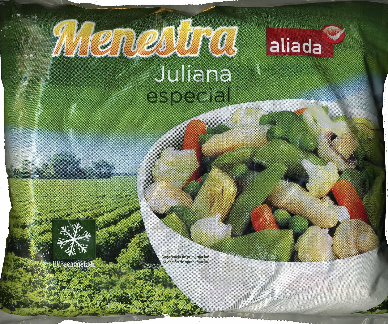 Menestra juliana especial congelada - Produit