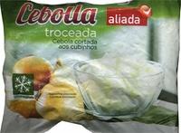 """Cebolla troceada congelada """"Aliada"""" - Producto"""