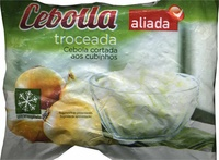 "Cebolla troceada congelada ""Aliada"" - Product"