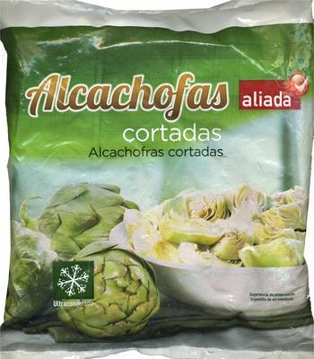 "Alcachofas troceadas congeladas ""Aliada"""