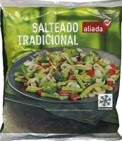 "Salteado de verduras congelado ""Aliada"" Tradicional - Product"
