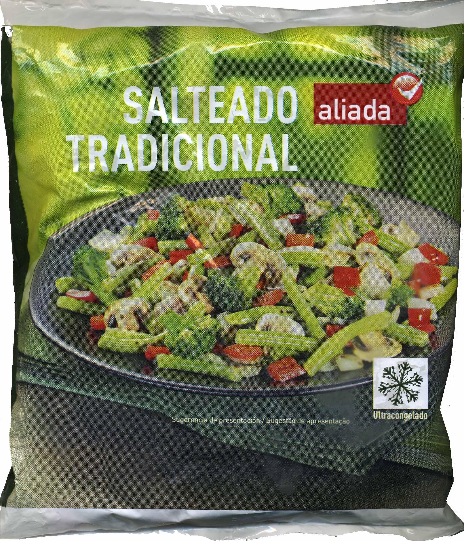 Salteado tradicional - Producto - es