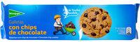 Galletas con chips de chocolate - Producto - es