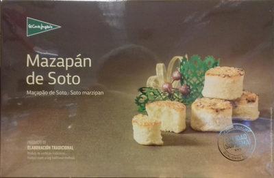 Mazapán de Soto - Produit - es