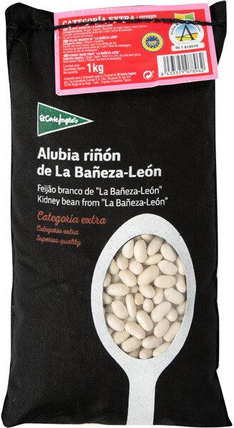 Alubia riñón de La Bañeza-León - Produit - es