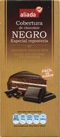 Cobertura de chocolate negro especial repostería - Product