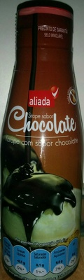 Sirope de chocolate - Producto