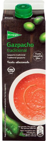 Gazpacho tradicional - Product - es