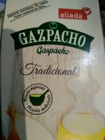 Gazpacho tradicional - Producto