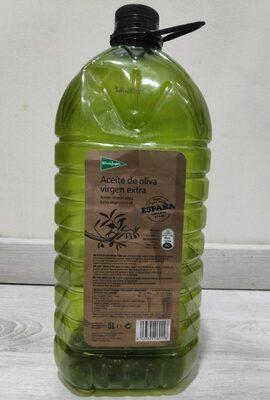 Aceite de oliva virgen extra bidón 5 l - Producto