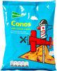 Conos de maíz bolsa 80 g - Produit