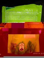 Chicle sabor a hierbabuena - Información nutricional - es