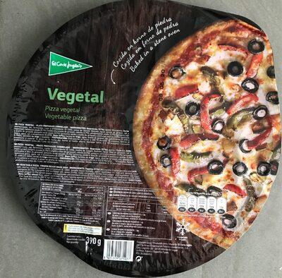 Pizza vegetal - Produit - es