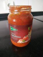 Salsa boloñesa - Produit