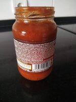 Salsa boloñesa - Ingrédients
