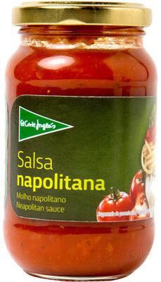Salsa napolitana - Produit - es