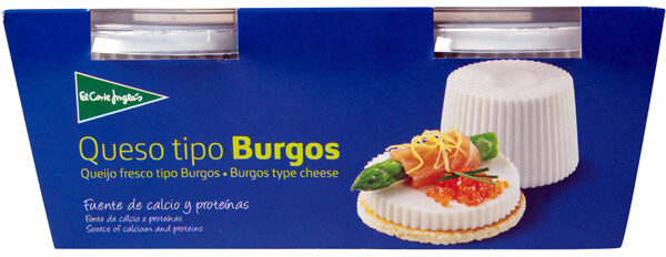 Queso tipo Burgos - Product