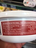 Queso Mascarpone - Nutrition facts