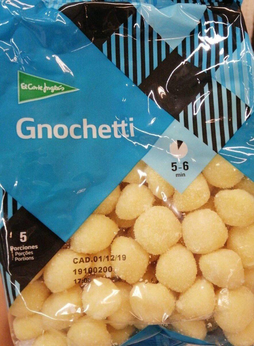 Gnochetti - Producto - es