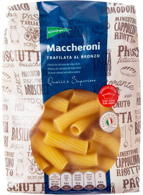 Maccheroni - Produit - es