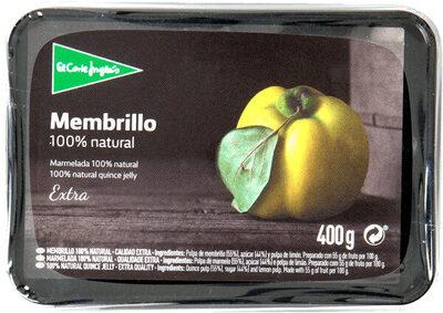Membrillo 100% natural extra envase 400 g - Produit - es