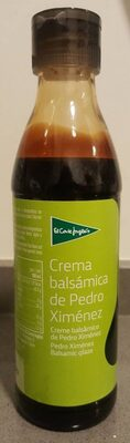 Crema de vinagre balsámico de pedro ximénez - Produit - es