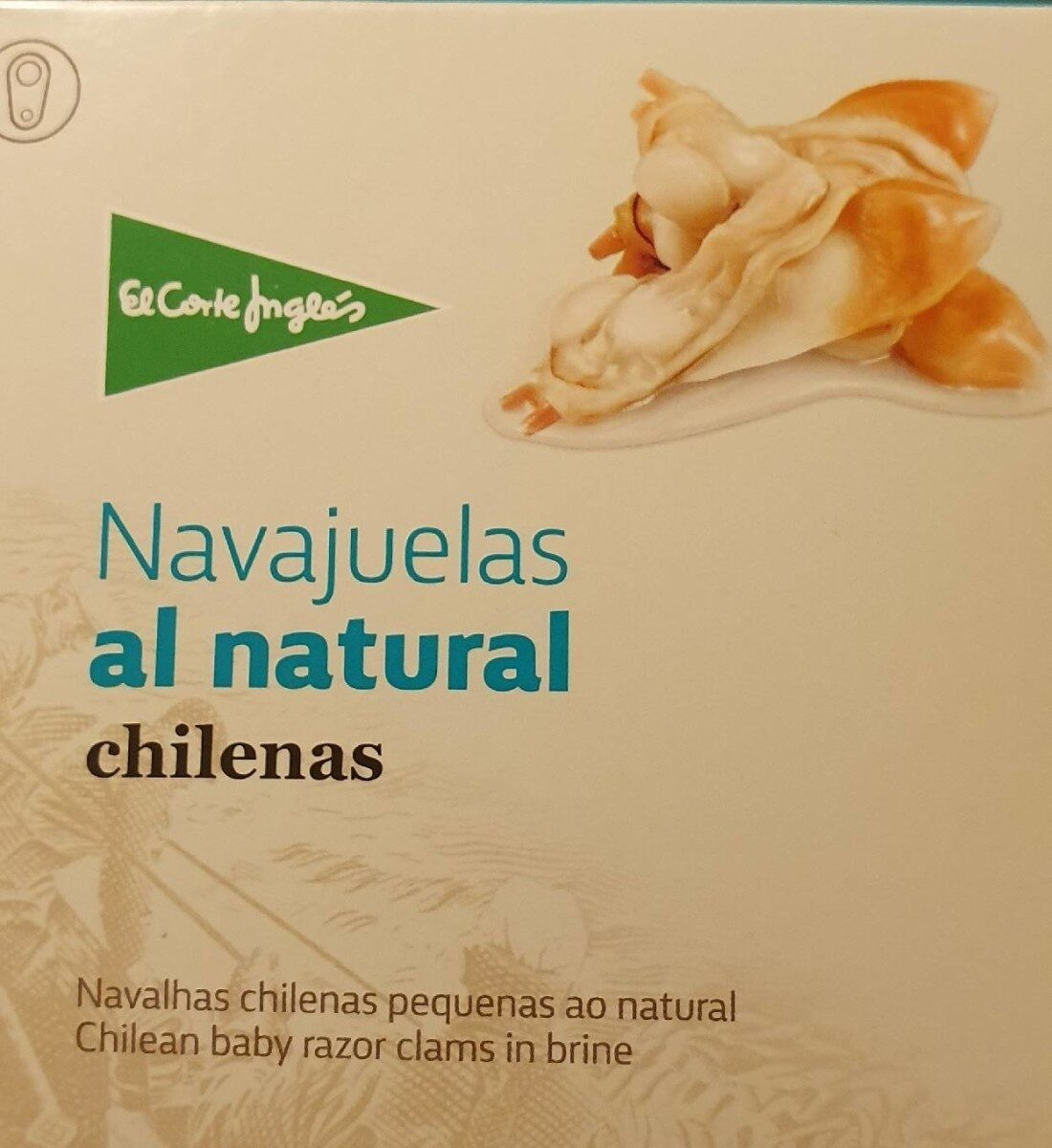 Navajuelas al natural - Product