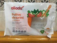 Palitos de surimi - Produit - es