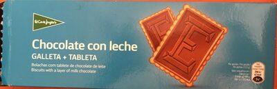 Chocolate con leche - Producte